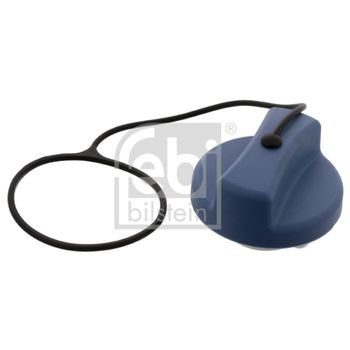 Verschluss, Kraftstoffbehälter -- FEBI, Innendurchmesser [mm]: 62...