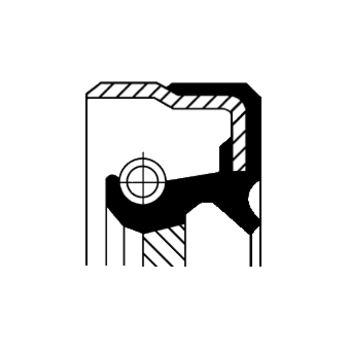 Wellendichtring, Automatikgetriebe -- CORTECO, MERCEDES-BENZ, VW, ...