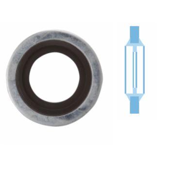 Dichtring, Ölablassschraube -- CORTECO, Innendurchmesser [mm]: 14,7...