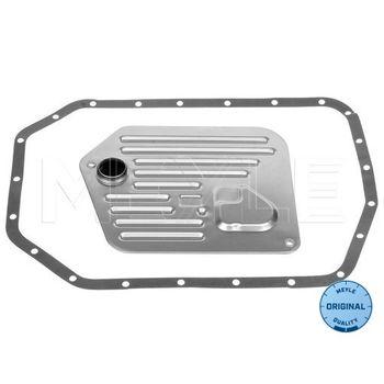 Hydraulikfiltersatz, Automatikgetriebe -- MEYLE, BMW, 7 (E38), 5...