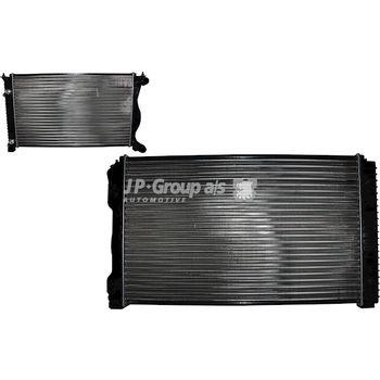 Kühler, Motorkühlung JP Group -- JP GROUP, AUDI, A6 Avant (4F5, C6), ...