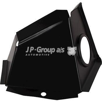 Batterieaufnahme -- JP GROUP, PORSCHE, 914, Einbauseite: U...