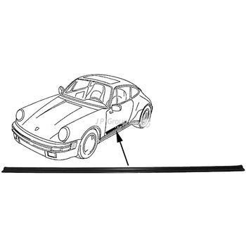 Zier-/Schutzleiste, Tür -- JP GROUP, PORSCHE, 911, Cabriolet, Targa...