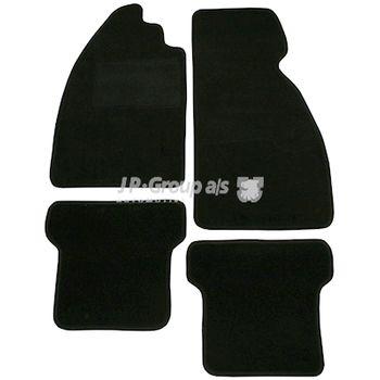 Fußmattensatz -- JP GROUP, VW, KAEFER, Farbe: 7, mehrteilig: 4T...