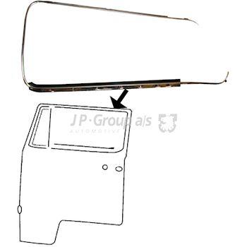 Zier-/Schutzleiste, Türscheibe -- JP GROUP, VW, TRANSPORTER II Bus, ...