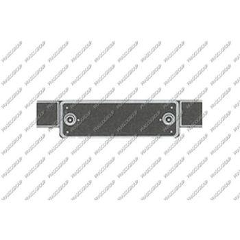 Kennzeichenhalter Premium -- PRASCO, AUDI, 80 (8C, B4), Avant...