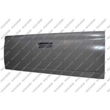 Koffer-/Laderaumklappe -- PRASCO, ISUZU, D-MAX (8DH), Gewicht [kg]: 19