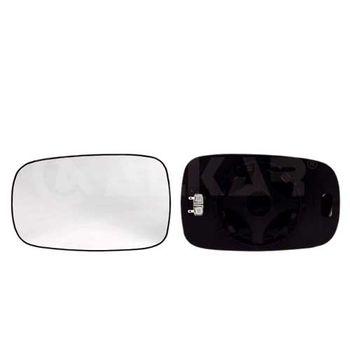 Spiegelglas, Außenspiegel -- ALKAR, RENAULT, CLIO III (BR0/1, CR0/1), ...