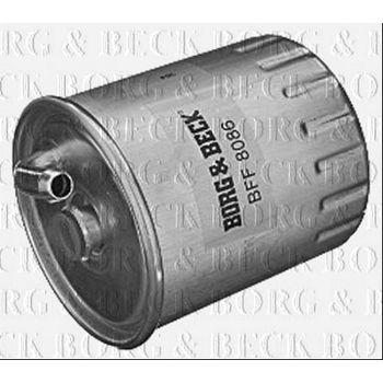 Kraftstofffilter -- BORG BECK, MERCEDES-BENZ, C-KLASSE (W203), ...