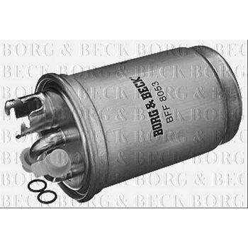 Kraftstofffilter -- BORG BECK, AUDI, A4 Avant (8ED, B7), A6 (4F5, C6),...