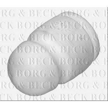 Anschlagpuffer, Achsschenkel -- BORG BECK, VOLVO, V70 II (SW), S80 I...