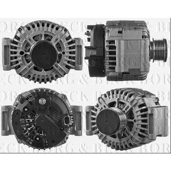 Generator -- BORG BECK, AUDI, VW, SKODA, SEAT, A4 (8EC, B7), Avant...