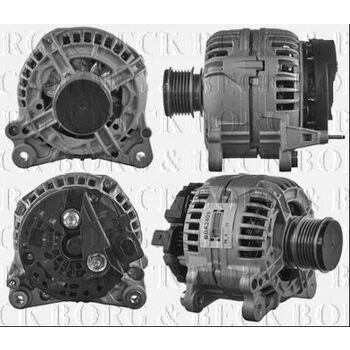 Generator -- BORG BECK, VW, SKODA, AUDI, SEAT, FORD, MITSUBISHI, ...