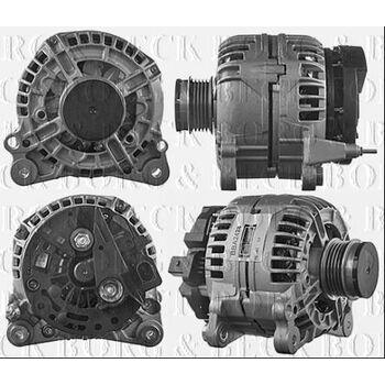 Generator -- BORG BECK, VW, AUDI, SKODA, PASSAT Variant (3B6), A4...
