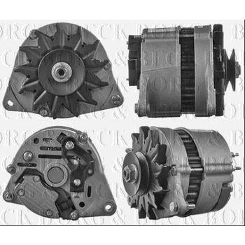 Generator -- BORG BECK, FORD, FIESTA III (GFJ), II (FBD), ESCORT IV...