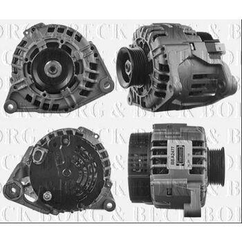 Generator -- BORG BECK, AUDI, VW, SKODA, A6 Avant (4B5, C5), A4...