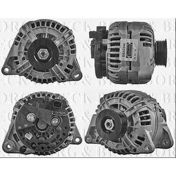 Generator -- BORG BECK, AUDI, VW, SKODA, A4 Avant (8E5, B6), ...