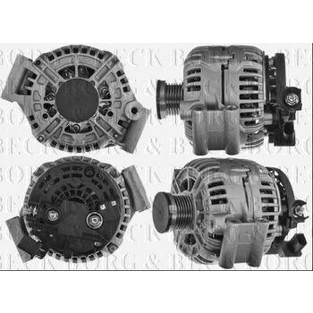 Generator -- BORG BECK, BMW, 3 (E90), 1 (E87), Compact (E46), ...