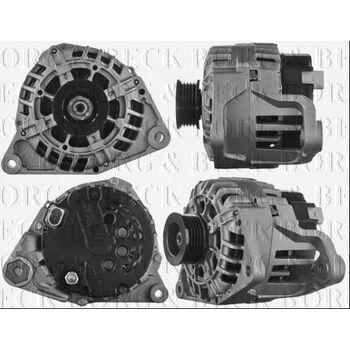 Generator -- BORG BECK, AUDI, VW, SKODA, A4 (8D2, B5), PASSAT...