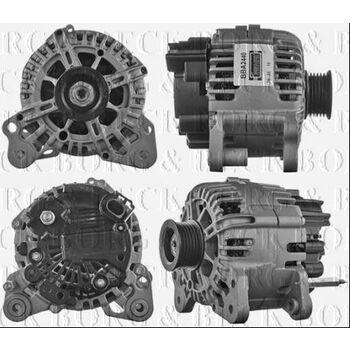 Generator -- BORG BECK, VW, SKODA, AUDI, SEAT, GOLF PLUS (5M1, 521),...
